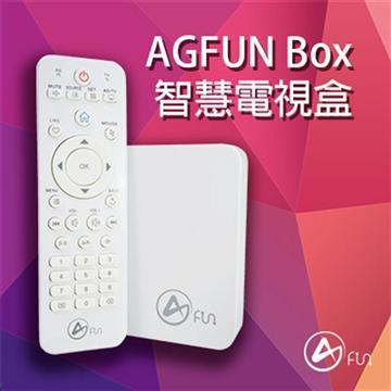 AGFUN BOX四核心智慧電視盒(BN-1100-T)