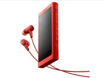 【32G】SONY NW-A36HN(紅)MP3(NW-A36HN/RM)