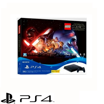 【500G】PS4 LEGO Star Wars: 原力覺醒 主機同捆組(PLAS-05231TA)