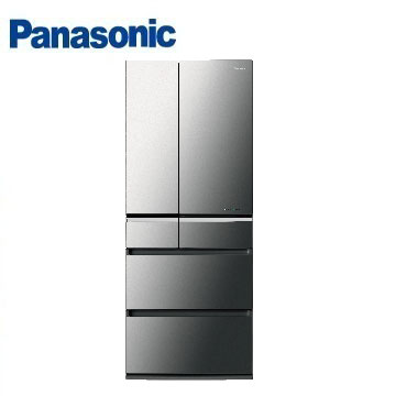 Panasonic 601公升尊爵ECONAVI六門變頻冰箱