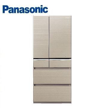 【福利品 】Panasonic 601公升頂級ECONAVI六門變頻冰箱