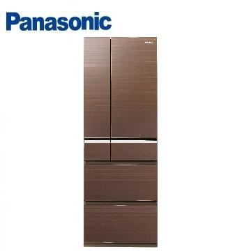【福利品 】Panasonic 551公升頂級ECONAVI六門變頻冰箱