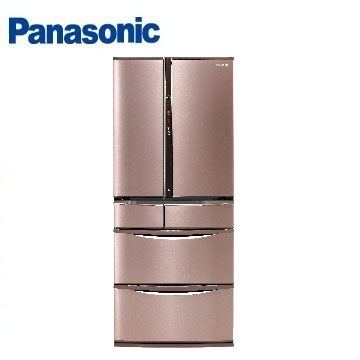 Panasonic 601公升旗艦ECONAVI六門變頻冰箱(NR-F602VT-R1(玫瑰金))
