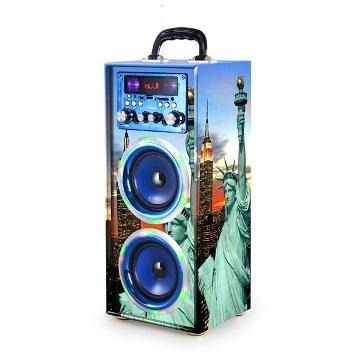 WONDER藍牙KTV音箱(WS-T024U)
