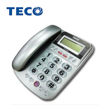TECO 來電顯示有線電話(XYFXC007)