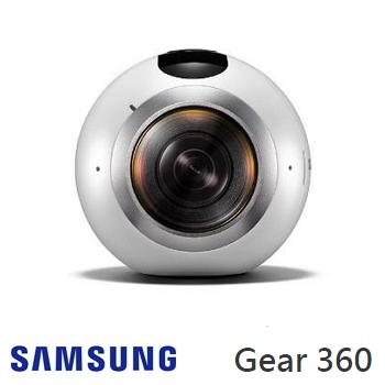 「展示品」SAMSUNG GEAR 360 全景相機