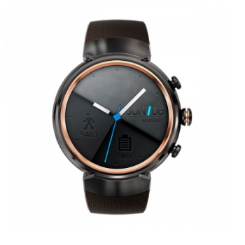 ASUS ZenWatch 3 智慧手錶-黑(WI503Q-1RGRY0010)
