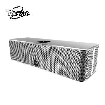 T.C.STAR Hi-Fi蓝牙扬声器(TCS6000SR(银))