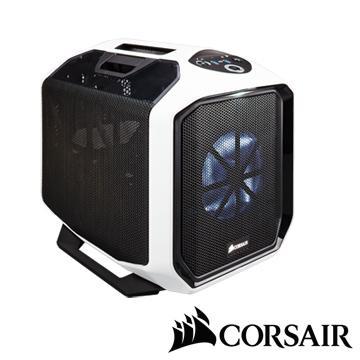 CORSAIR 2小 380T機殼-白(CC380T-W)