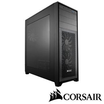 CORSAIR 3大4小 750D Airflow機殼(CC750D-A)