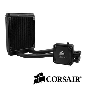 CORSAIR CPU Cooler H60 水冷散熱器(CWCH60)