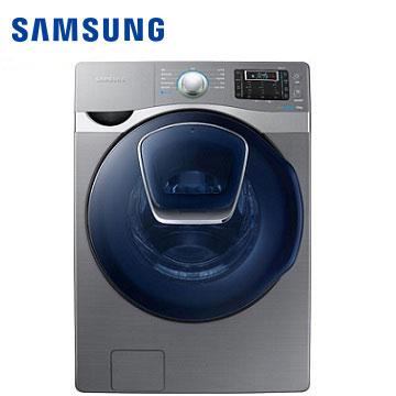 SAMSUNG 19公斤AddWash洁径门滚筒洗衣机(WF19J9800KP/TW)