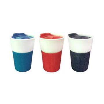 CROWN城市漫遊陶瓷隨行杯組