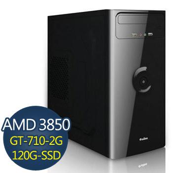 【星魂劍士】-華擎平台3850平台組裝電腦(AR-A385-001)
