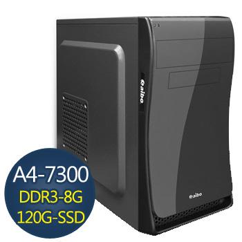 【驚爆焦點】-技嘉A4 7300平台組裝電腦(GA-A7300F2A78-001)