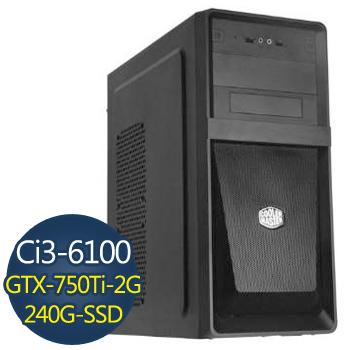 【名媛專用】-華碩H110平台組裝電腦(I361AU11KI42133AU75)