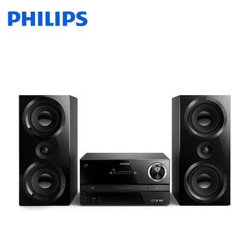 PHILIPS藍牙/USB組合音響 BTM3360