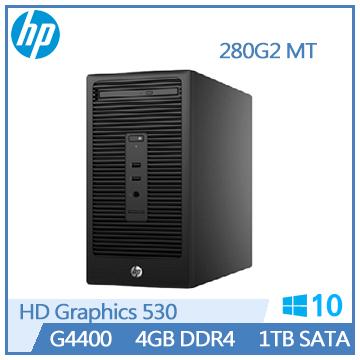 HP 280G2 MT G4400 商用迷你主機