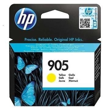 HP 905 黃色原廠墨水匣(T6L97AA)