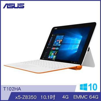 ASUS T102HA x5-Z8350 筆記型電腦(T102HA-0103AZ8350白)