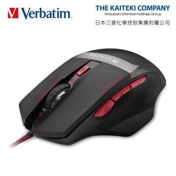Verbatim VM2征獵電競七鍵式滑鼠(VBMS65301)