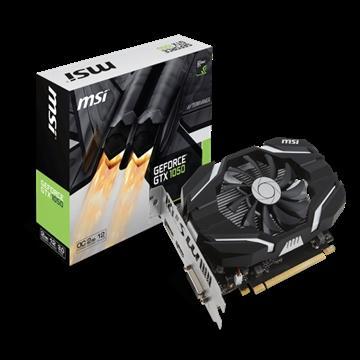 微星GTX 1050 2G OC 顯示卡(GTX 1050 2G OC)