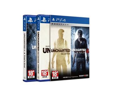PS4 秘境探險完整包