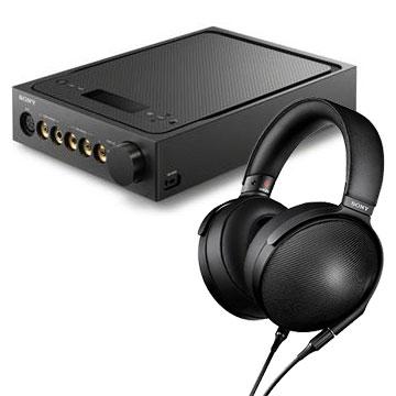 SONY TA-ZH1ES耳機擴大機 + MDR-Z1R Signature耳罩式耳機