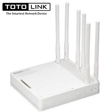 TOTO-LINK 超世代Giga路由器