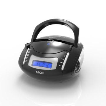 TECO藍牙/USB手提CD音響(XYFSC108B)