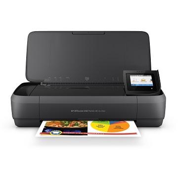 HP OfficeJet 250 Mobile 複合機