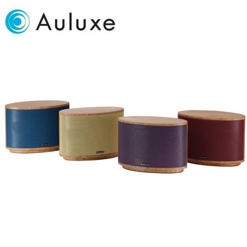 Auluxe藍牙揚聲器(Aurora Wood AW1010黃)