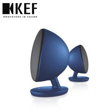 KEF EGG 藍牙揚聲器(SP3874CI(磨砂藍))