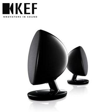 KEF EGG 藍牙揚聲器(SP3874BI(光澤黑))