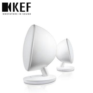 KEF EGG 藍牙揚聲器(SP3874AI(純白))