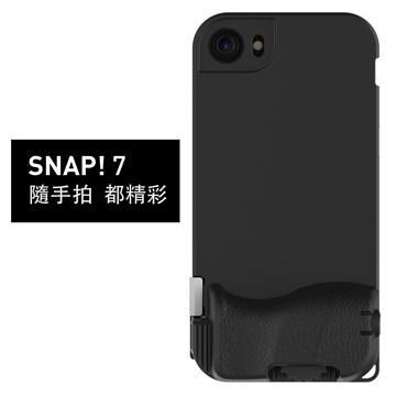【iPhone 8 / 7】Bitplay SNAP 照相手機殼-黑