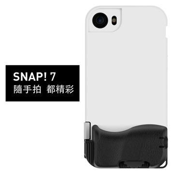 【iPhone 8 / 7】Bitplay SNAP 照相手機殼-白