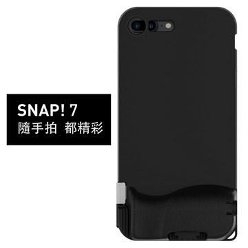 【iPhone 8 Plus / 7 Plus】Bitplay SNAP 照相手機殼-黑