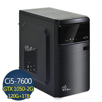 [突擊騎士]-華碩第7代H110平台組裝電腦