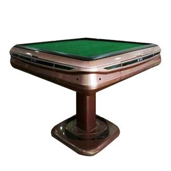 【國士無雙】電動麻將桌立柱款-亮粉
