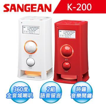 【SANGEAN】二波段數位式收音機