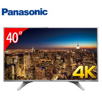 【福利品】Panasonic 40型 4K LED 智慧連網電視
