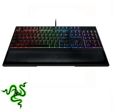 雷蛇 Razer Ornata Chroma 雨林狼蛛幻彩版键盘(RZ03-02041600-R3T1)