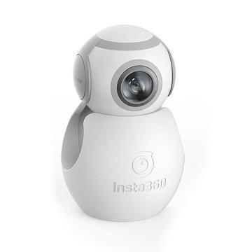 【Mirco USB】Insta 360°AIR 全景相機攝影機-白