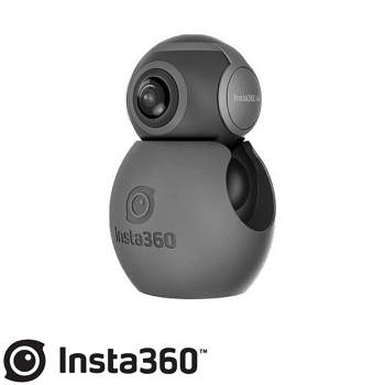 【Type C】Insta 360°AIR 全景相機攝影機 - 黑色