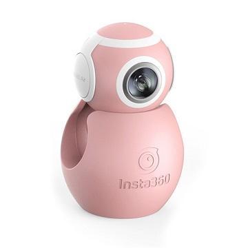 【Type C】Insta 360°AIR 全景相機攝影機-粉