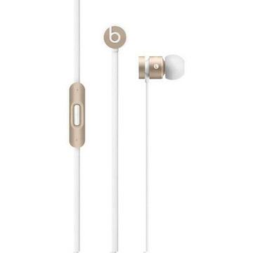 Beats urBeats 2 入耳式耳机-白线金(MK9X2PA/B)