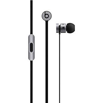 Beats urBeats 2 入耳式耳機-黑線灰(MK9W2PA/B)