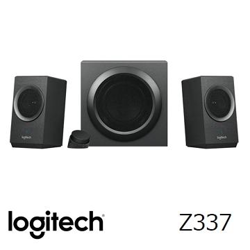 罗技 Logitech Z337  2.1声道音箱喇叭系统(980-001275)