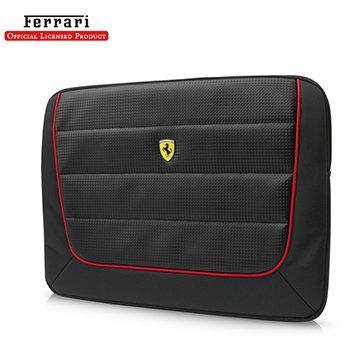 """【13""""】Ferrari 法拉利 筆電保護套-黑"""